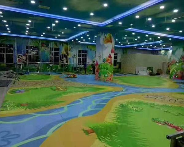 防滑塑胶地板