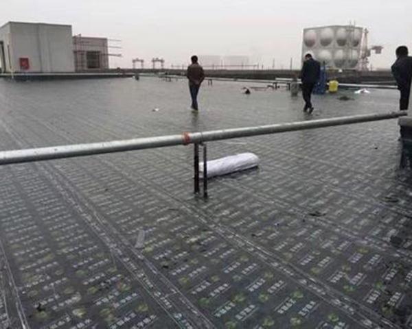 屋顶补漏防水工程