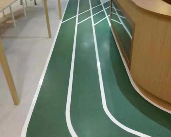 户外塑胶地板