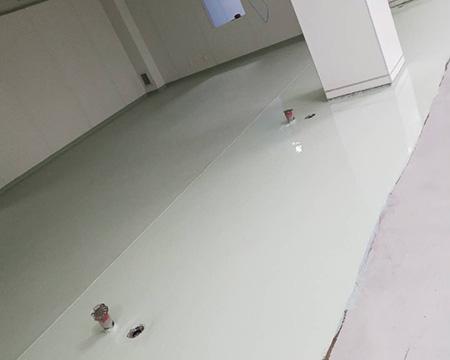 医用塑胶地板:医大医院二部